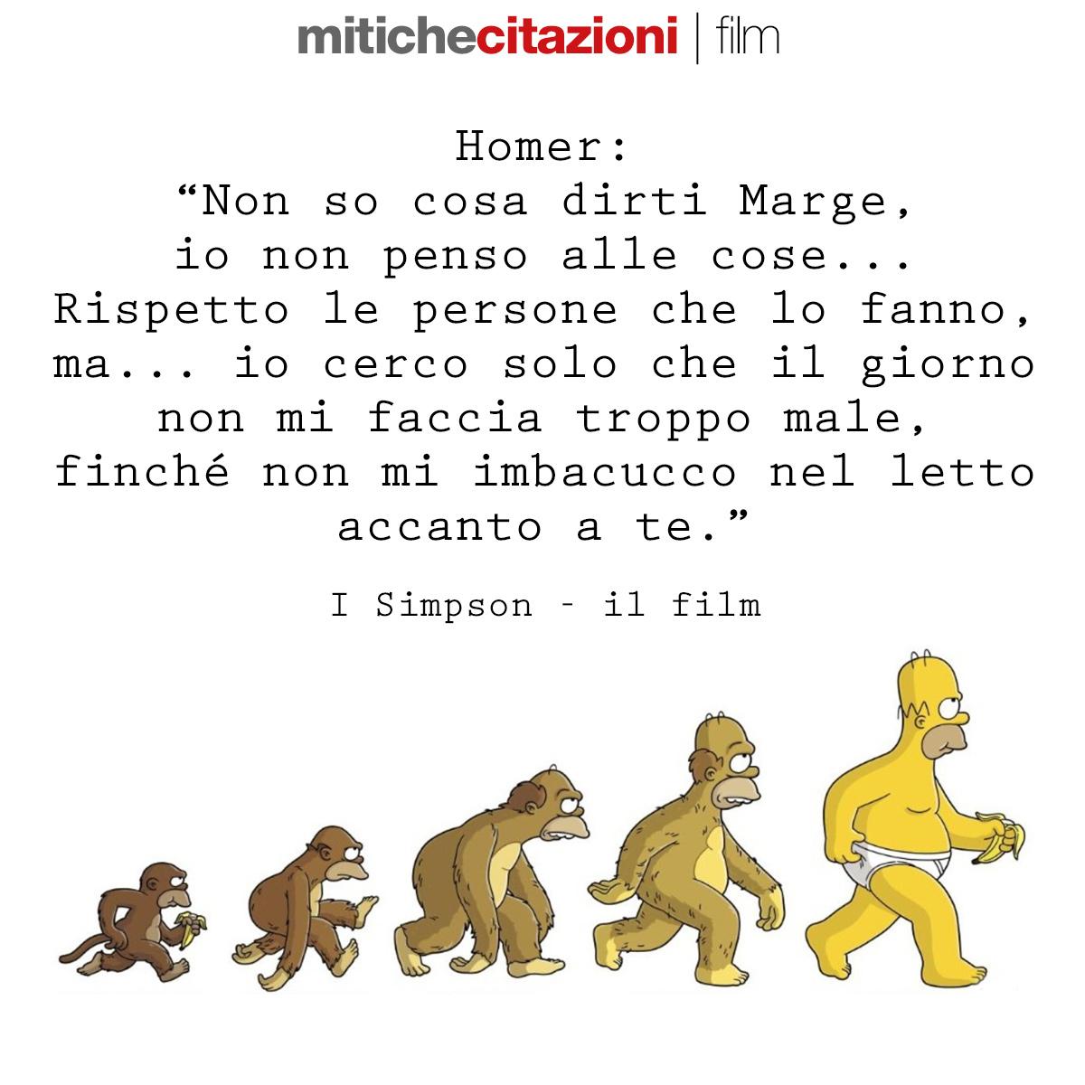 Homer Simpson da I Simpson – il film